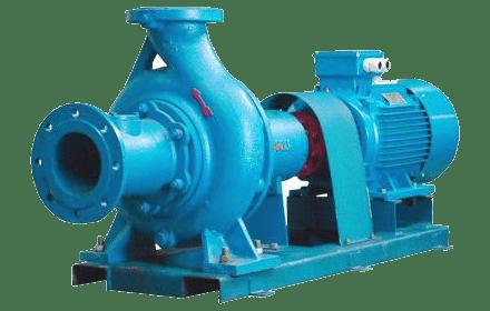 Промышленный фекальный насос СМ и 2СМ для грязной воды и сточных масс
