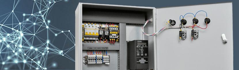 Система автоматического управления. Баннер