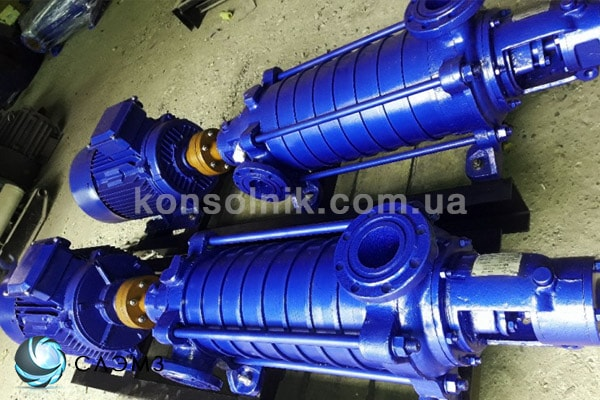 Насос ЦНСг 38-198 для воды