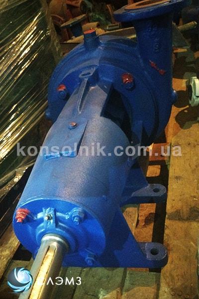 к-80-50-200 насос консольного типа