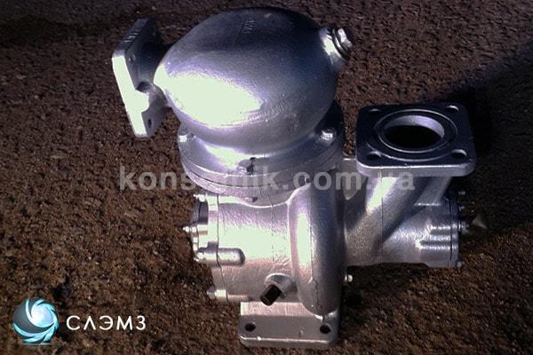 Центробежно-вихревой лопастной консольный насос СЦЛ 20-24 фото