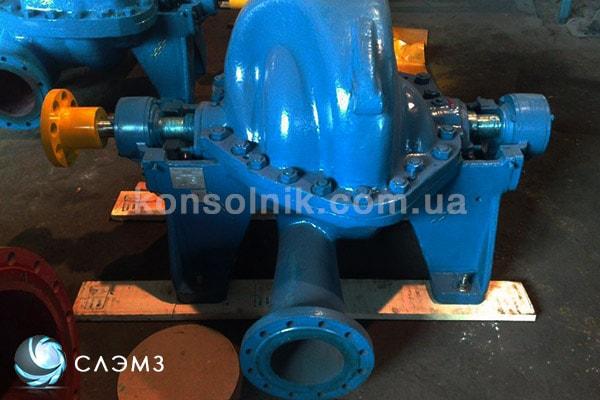 Двухступенчатый консольный насос ЦН 400-105 фото