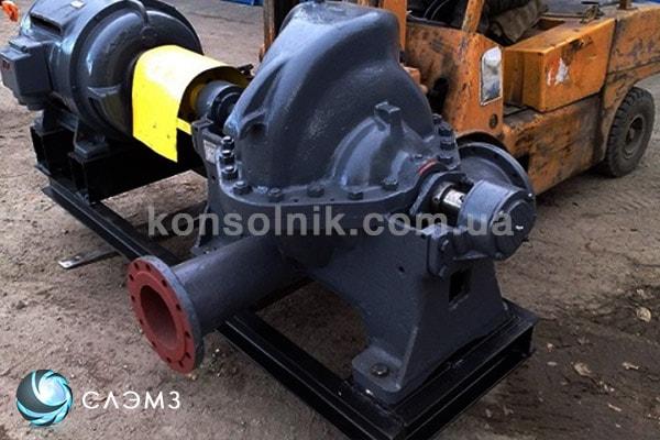 Центробежный насос для перекачки жидкостей ЦН 400-105 фото