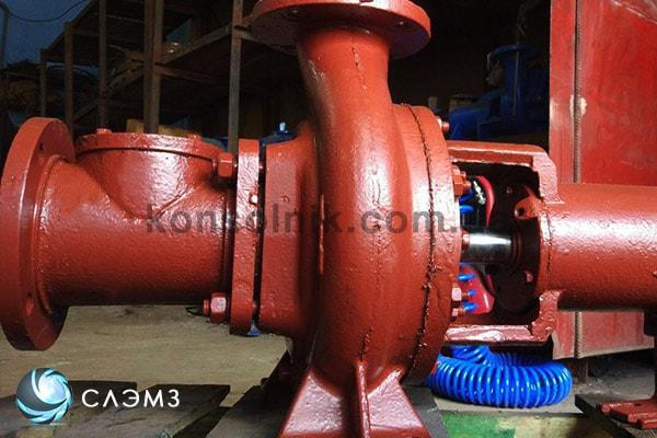 Фекальный насос СМ100-65-250/4 фото