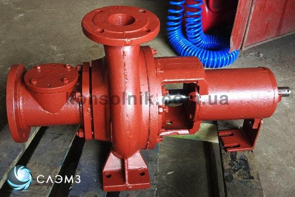Центробежный насос СМ100-65-250/4 фото
