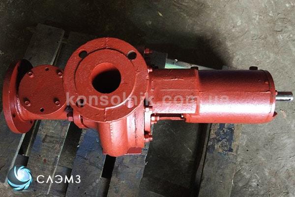 Консольный центробежный насос СМ100-65-250/4 фото