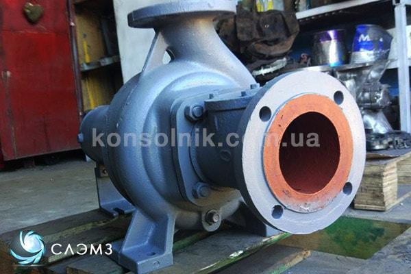 Фекальный насос СМ 80-50-200/2, 2СМ фото