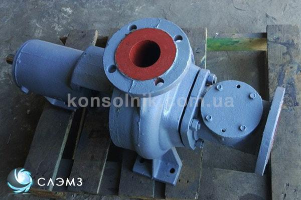 Консольный центробежный насос СМ 80-50-200/2 фото