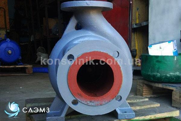 Центробежный чугунный насос для перекачки воды СМ 80-50-200/2 фото