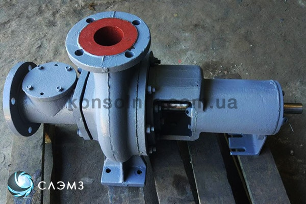 Насос СМ 80 50 центробежный