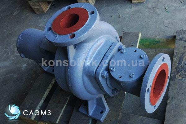 Центробежный чугунный насос для перекачки воды СМ80-50-200/4 и 2СМ80-50-200/4 фото