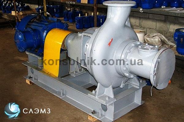 Насос для перекачки воды СМ150-125-315/4 и 2СМ фото