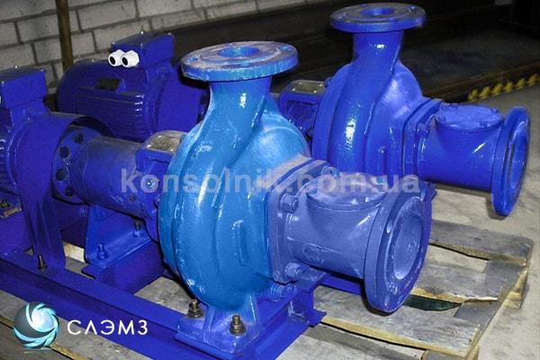 Консольный насос СМ150-125-315/4 или 2СМ150-125-315/4 фото