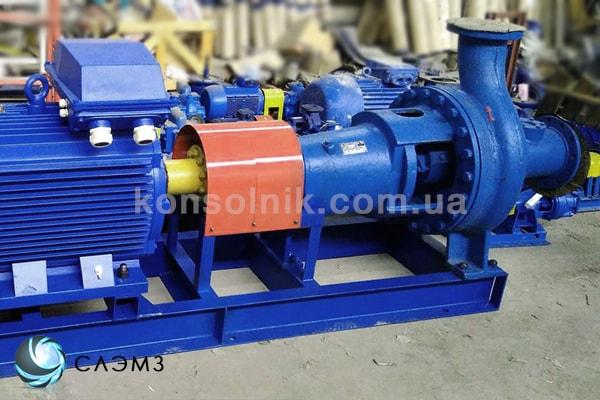 Консольный насос для воды СМ150-125-315/4 или 2СМ150-125-315/4 фото