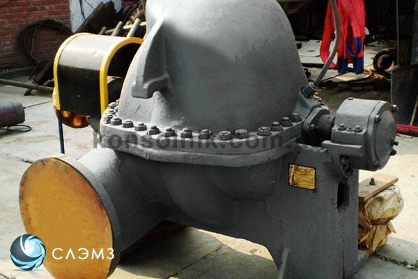 Насос ЦН 400-210 центробежный