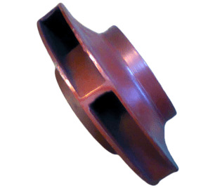 Крыльчатка насоса К100-65-250