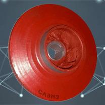 Рабочее колесо ЦН 400-105