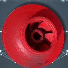 Рабочее колесо 2СМ100-65-200
