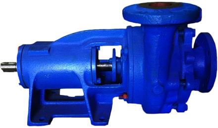 Насос К160/30 - консольный горизонтальный для воды К 160/30