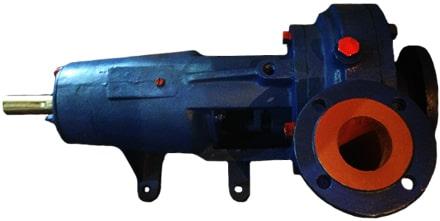 Насос К45/55 - консольный горизонтальный для воды К 45/55