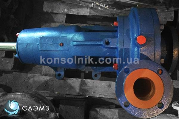 Консольный насос 4к-12 после ремонта