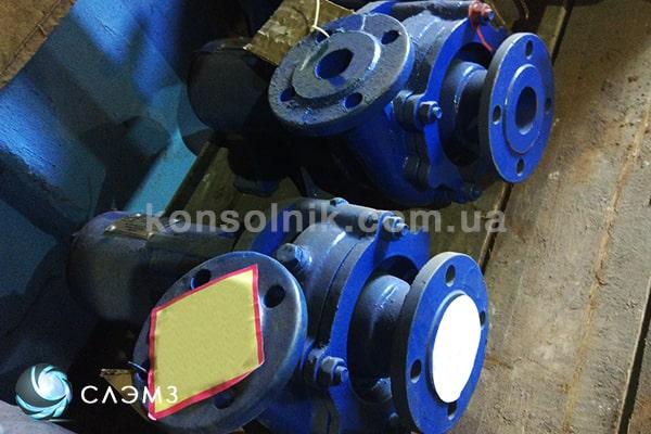 Насос 4К6, 4к-6а и 4к-6б горизонтальный для перекачки воды