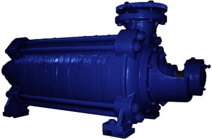 Насос ЦНС 300-540 восемь ступеней - центробежные секционные насосы ЦНС