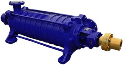 Насос ЦНС 105-490 девять ступеней - центробежные секционные насосы ЦНС