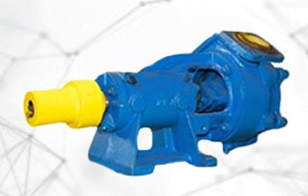 Вихревой консольный насос ВК и ВКС самовсасывающий
