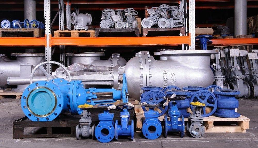 Запорная промышленная арматура трубопроводов диаметром Ду 32, Ду 50, Ду 65